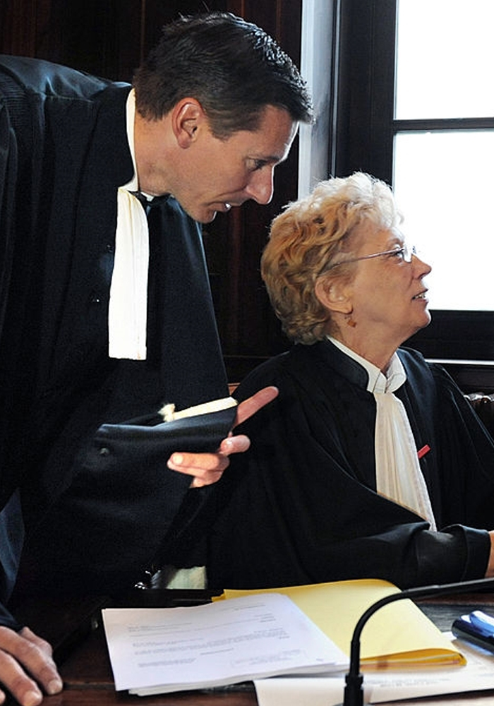 Christophe Cottet-Bretonnier Cour d'appel Paris