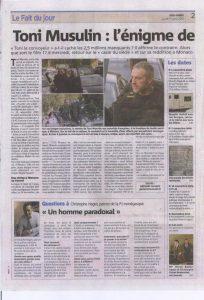 01-04-2013 Nice Matin Page 1