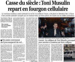 03-12-2009 Le Progres Page 2