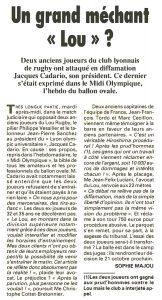 06-02-2008 Le Progrès
