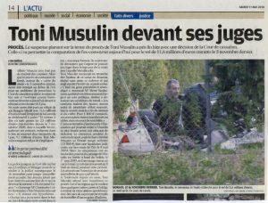 11-05-2010 Le Parisien