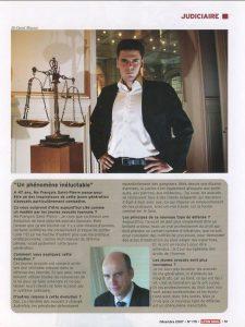 12-2007 Lyon Mag Page 2