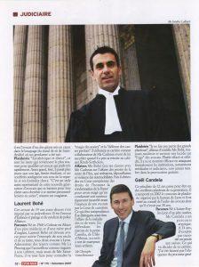 12-2007 Lyon Mag Page 3