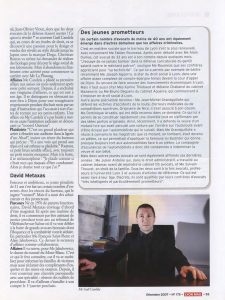 12-2007 Lyon Mag Page 4