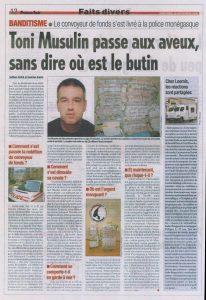18-11-2009 France Soir