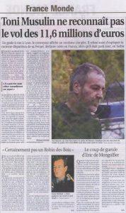18-11-2009 Le Progres