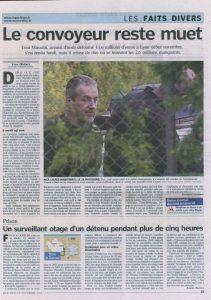 18-11-2009 Le Parisien Page 2