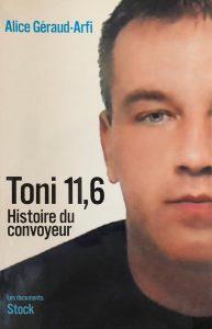 Couverture du livre Toni 11,6