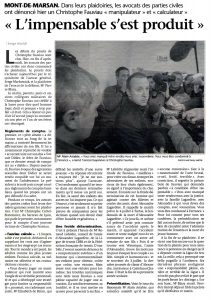 10-03-2006 Sud Ouest