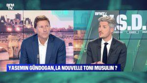 Christophe Cottet-Bretonnier Invité sur BFMVSD une convoyeuse de fonds se volatise avec 8 millions d'euros 10-07-2021